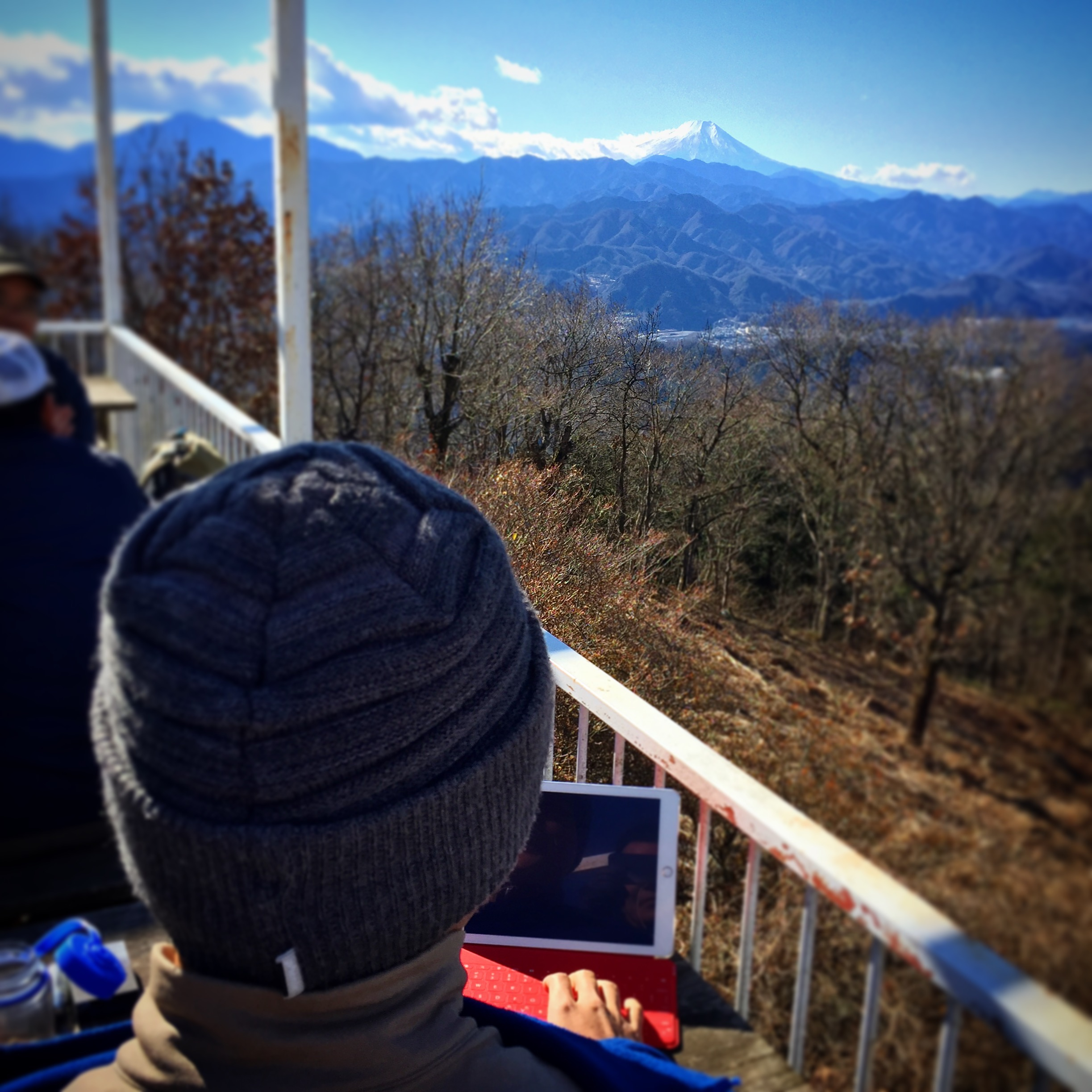 山頂ノマド