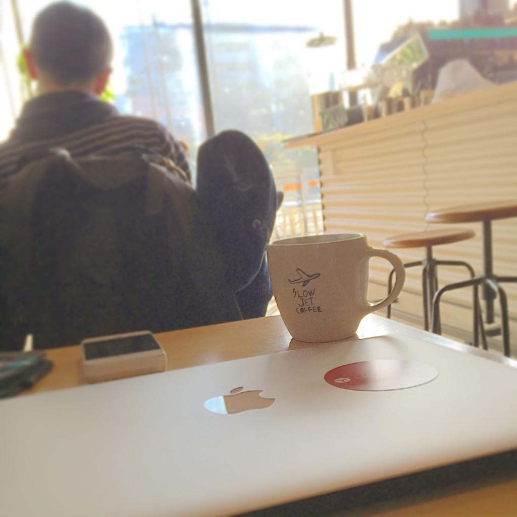 slow jet coffee