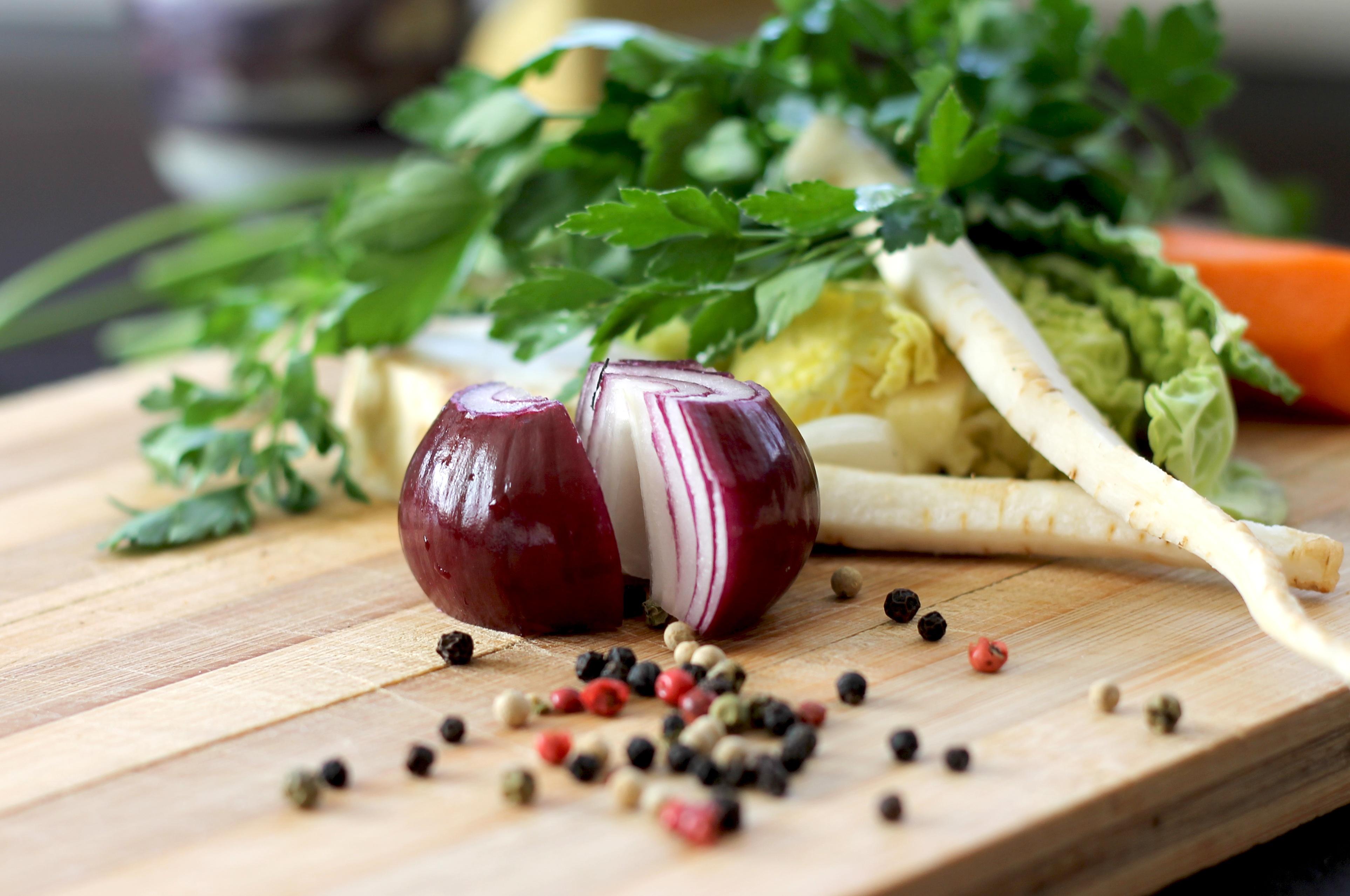 野菜の消化