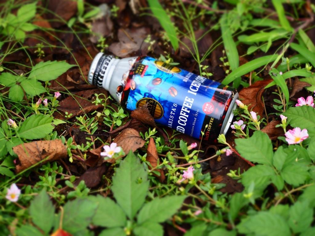 シンガポールではゴミのポイ捨ては高額罰金