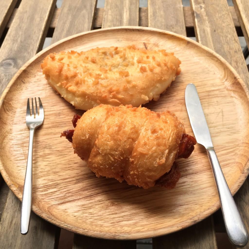 バンコクのオススメWiFiスポットIWANE1975のパンがおいしい