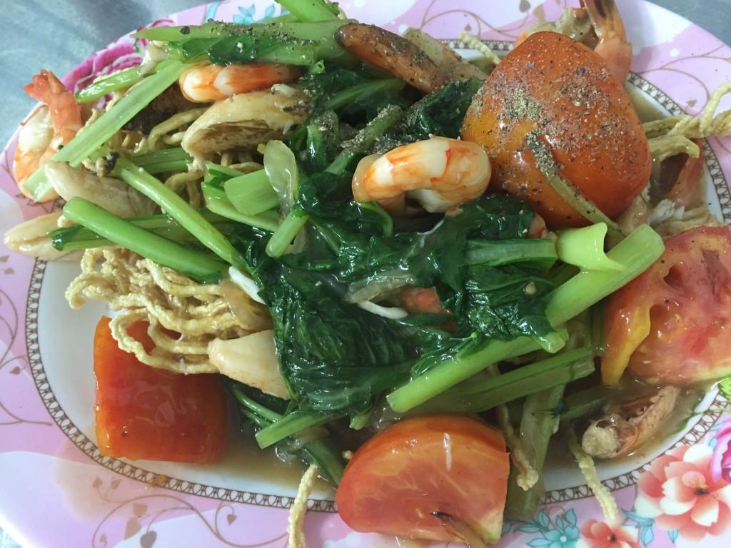 カニ料理の有名店Quan 94 goc