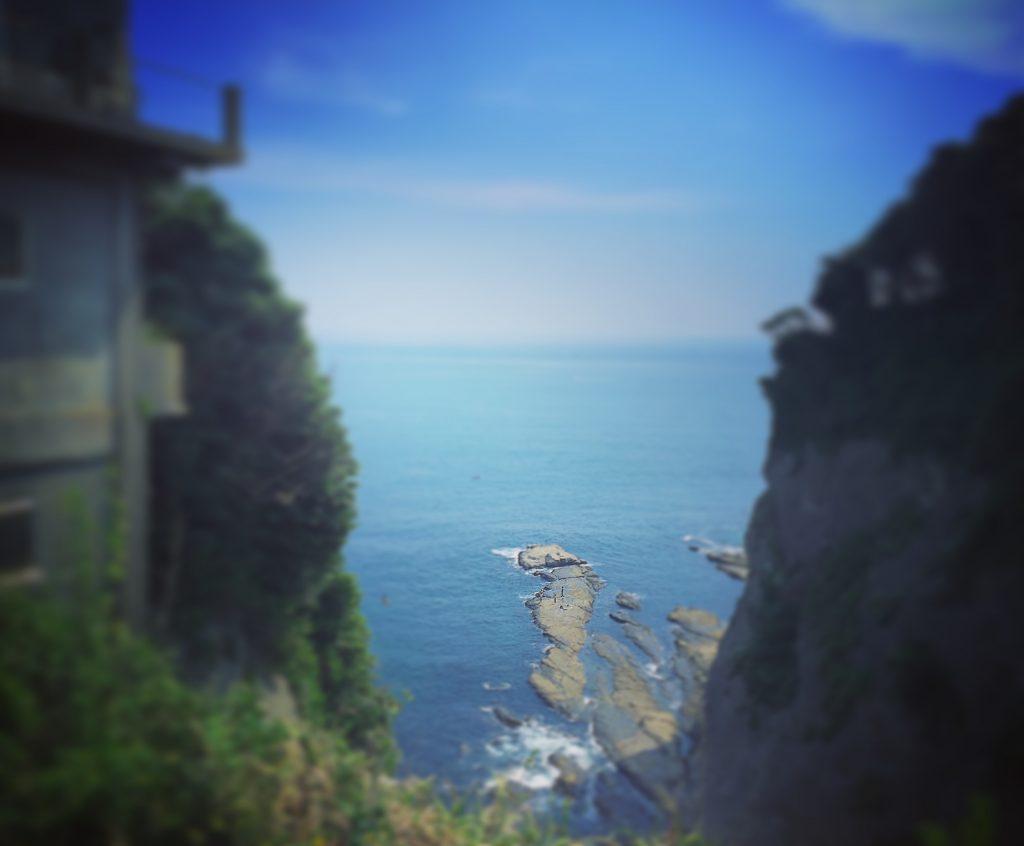 江ノ島の景色