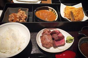 【赤坂】溜池山王エリアのグルメランチ「金舌」お気に入りは「上遅特定食 ¥1,500」!