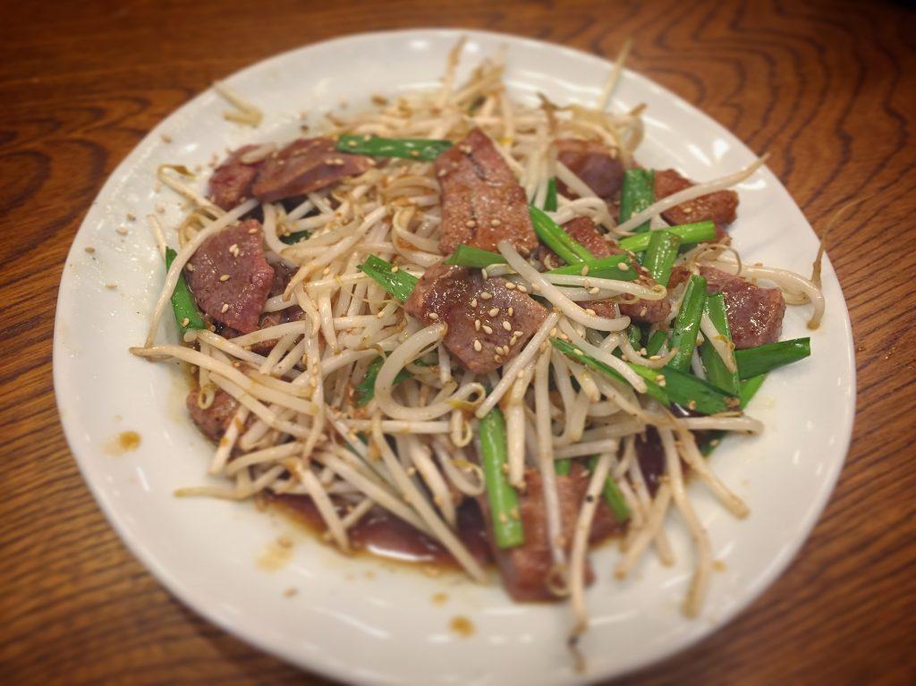 【柏】居酒屋グルメ感覚で楽しめる「食事処とんき」のレバニラがうまい!