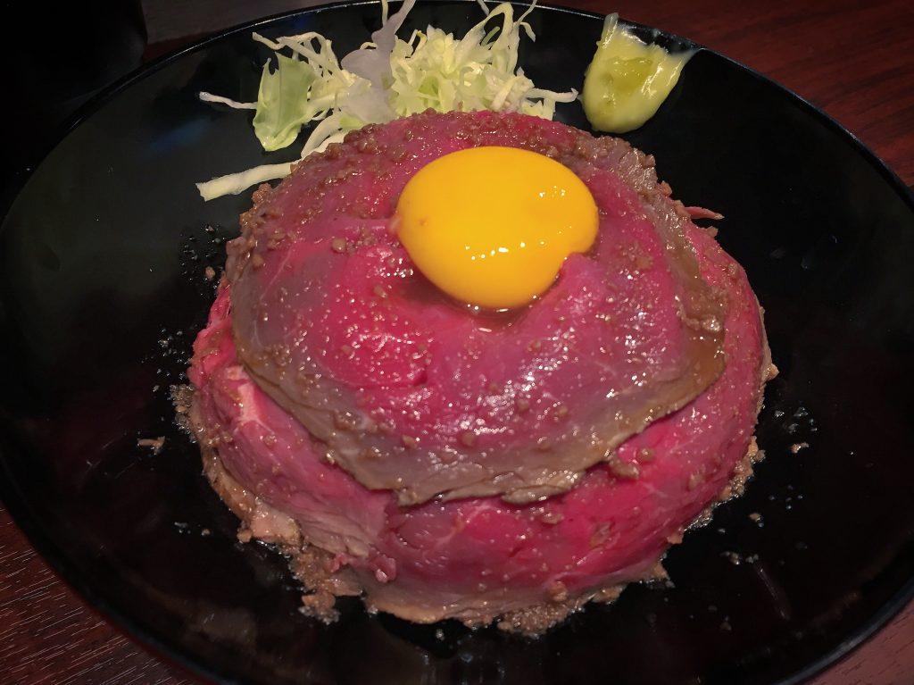 やわらかランプステーキ(並)900円