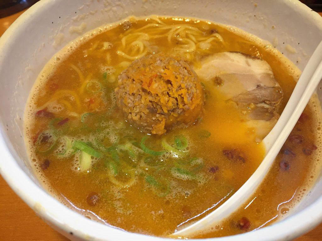 【亀有】ラーメン銀杏で台湾SOBAに挑戦✨