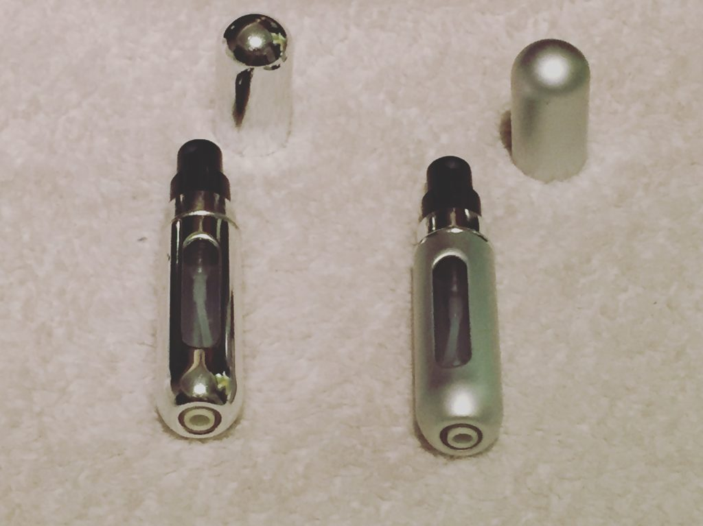 【アトマイザー】メンズ香水アトマイザーおすすめ3選