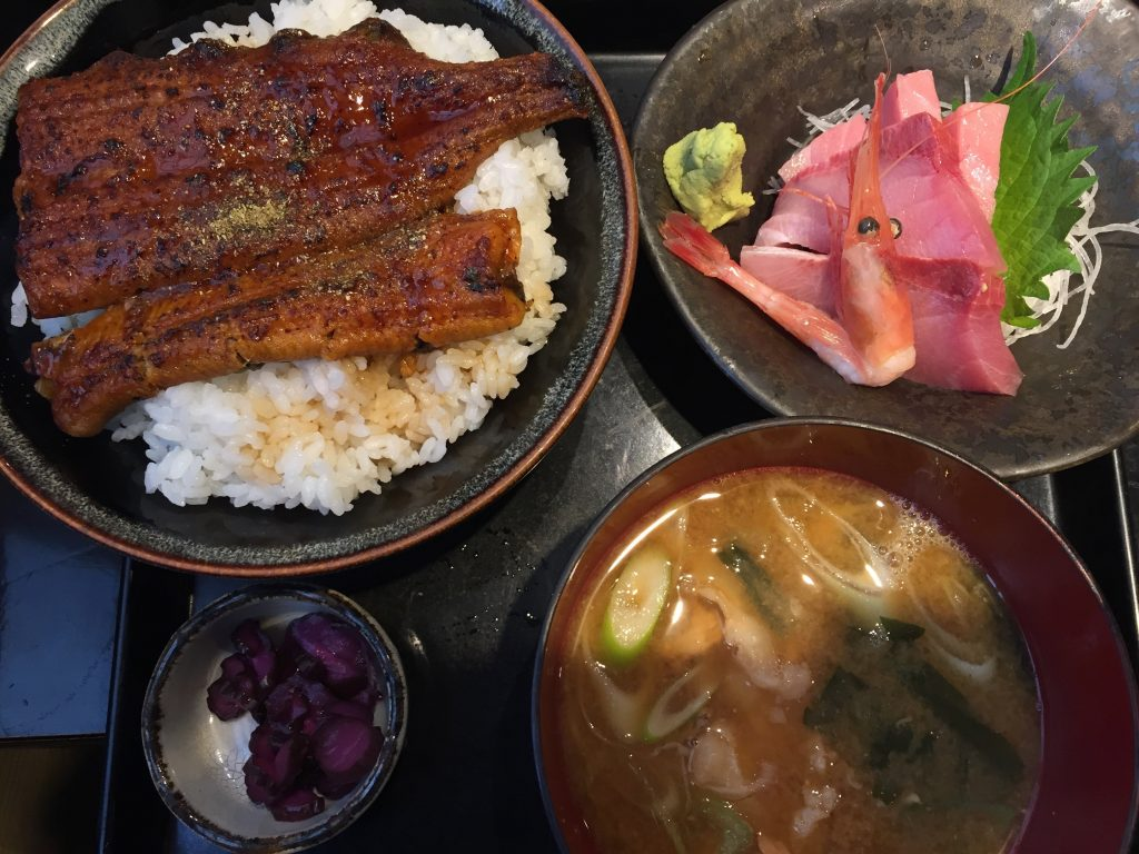 【北千住】コスパ最高の鰻丼なら市場食堂さかなや✨