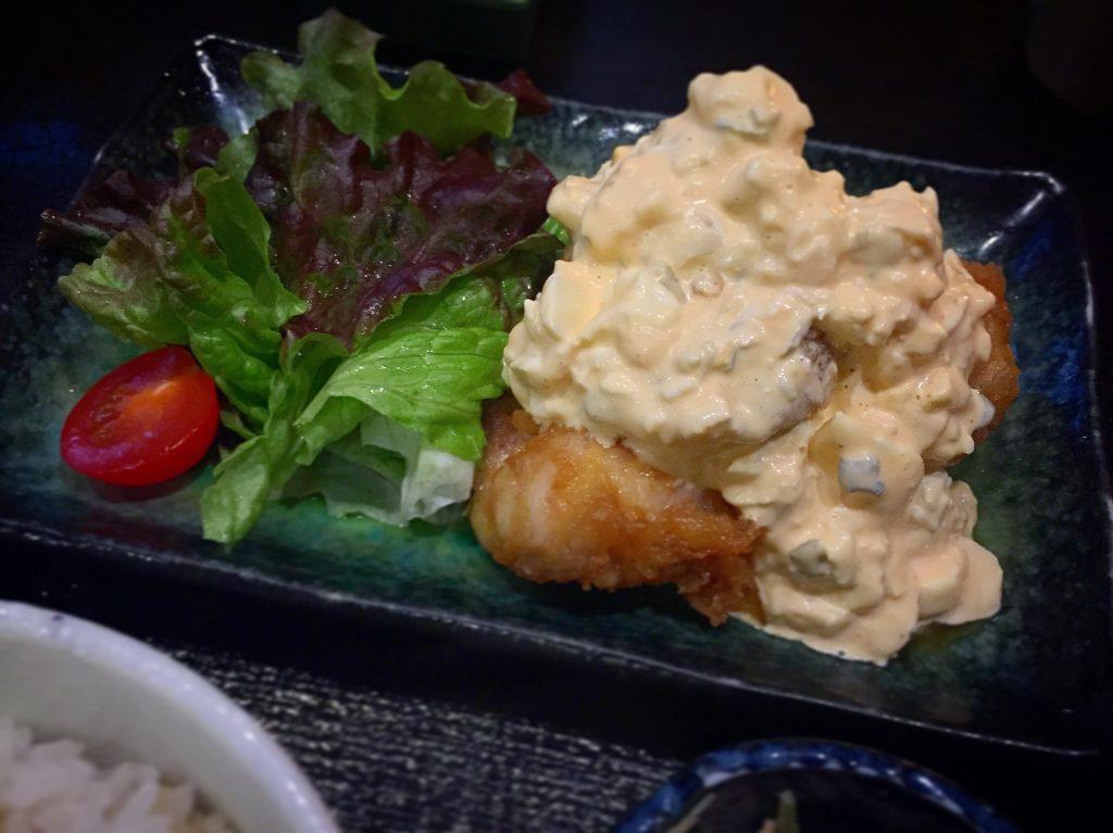 【赤坂】グルメ通の有名店「みやざき料理でんでんでん」のチキン南蛮に大満足✨