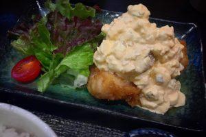 【赤坂】グルメ通に有名な「みやざき料理でんでんでん」のチキン南蛮ランチ✨