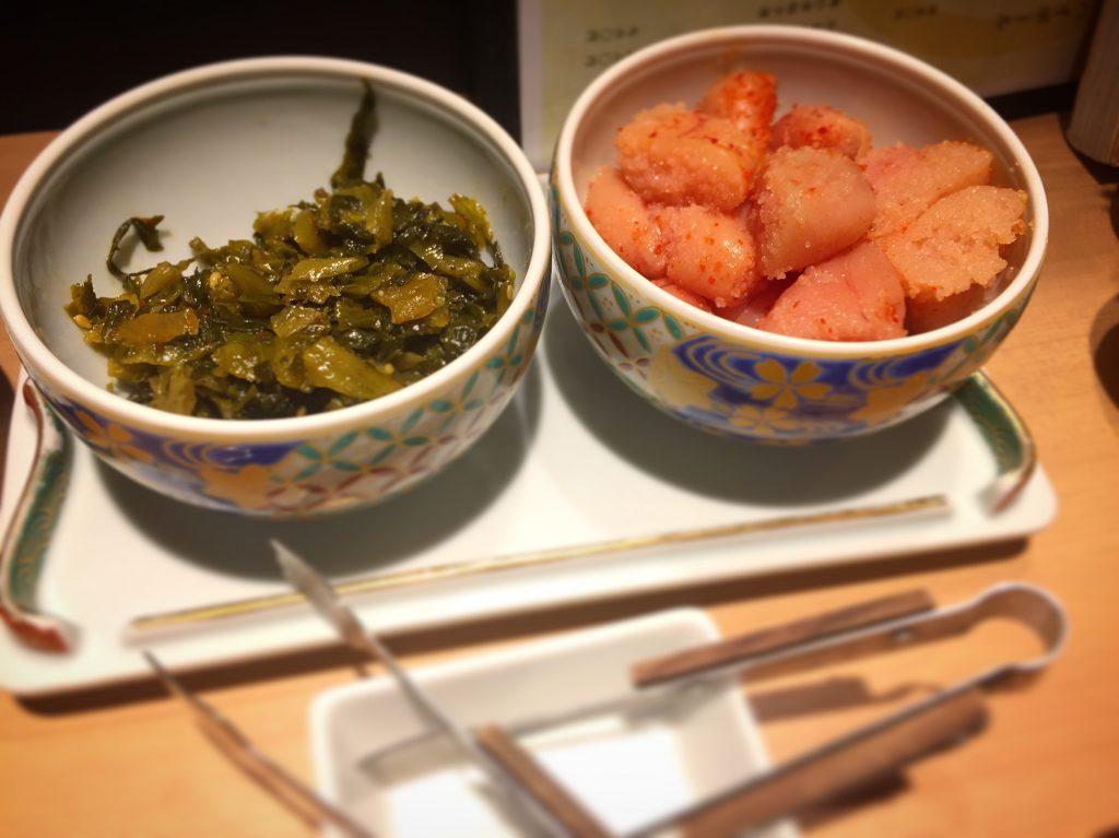 【北千住】明太子食べ放題のやまやランチ(再訪)