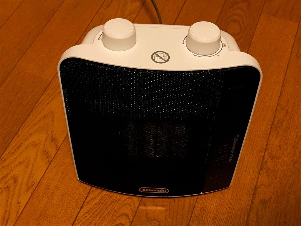 【電気ストーブおすすめ】もっと早く知りたかった!大人気のデロンギ製セラミックファンヒーターが凄い✨