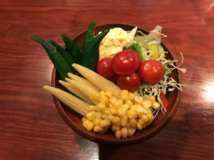 【北千住】¥800で野菜食べ放題ランチのREW-EN✨(再訪)