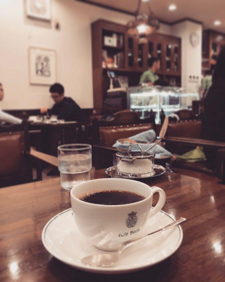 伝説の珈琲店「カフェ・バッハ」が噂通り凄かった!