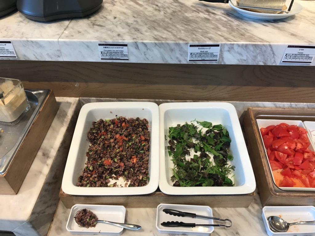 【柏の葉】コメスタの野菜食べ放題ランチ¥1,780✨