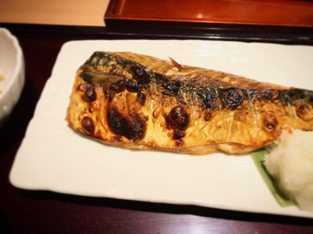 やまや北千住マルイ店の明太子食べ放題ランチ(再訪)