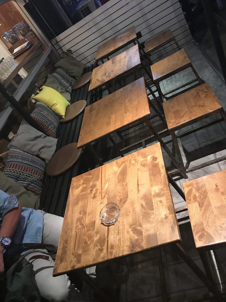 【Soi5 Rojiura Pub】夜は美味しいナッツとお酒を楽しめる✨(再訪)
