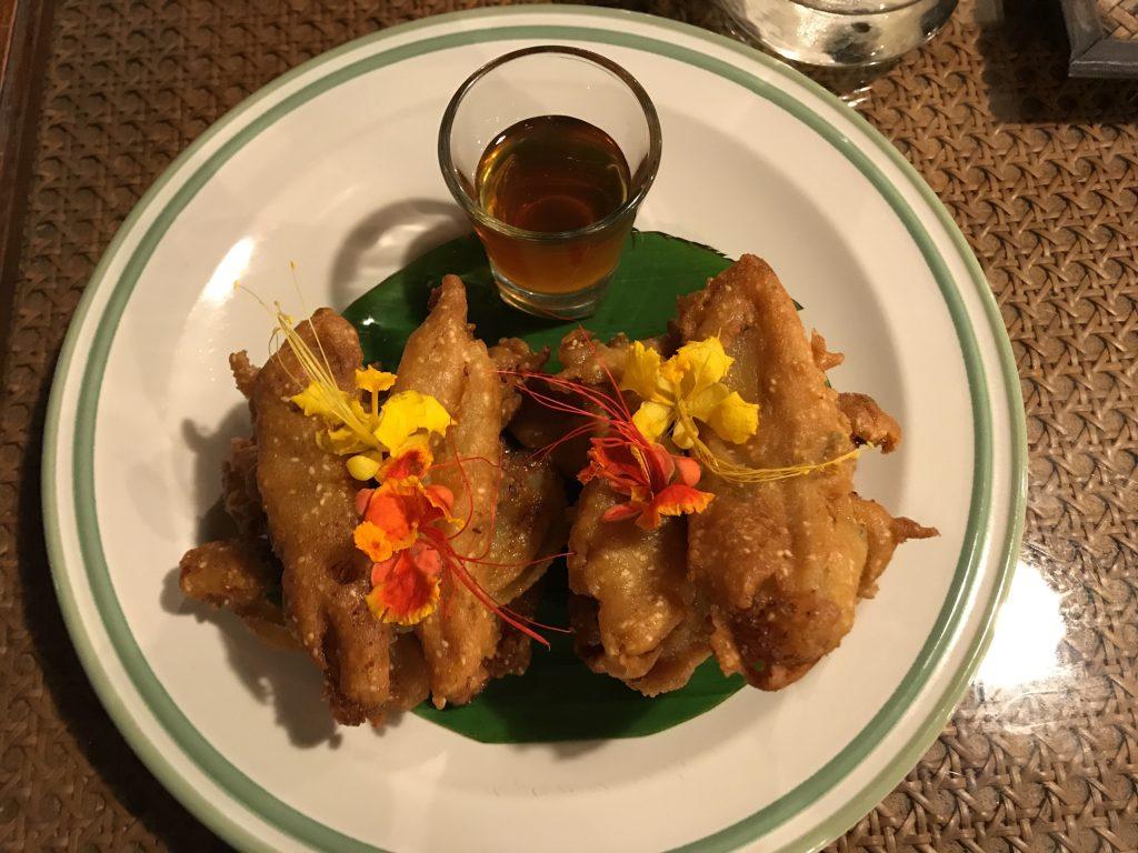 カオソーイが美味しいChompor Lanna Restaurantはサイオアも絶品🌟