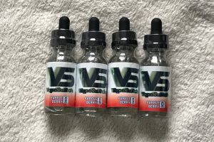 【最高のe-juice】VAPE SWITCHのPAPPLE BERRYがヘビーリピート