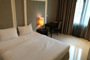 バンコクの長期滞在に最適なホテルHOPE LANDに宿泊してみた