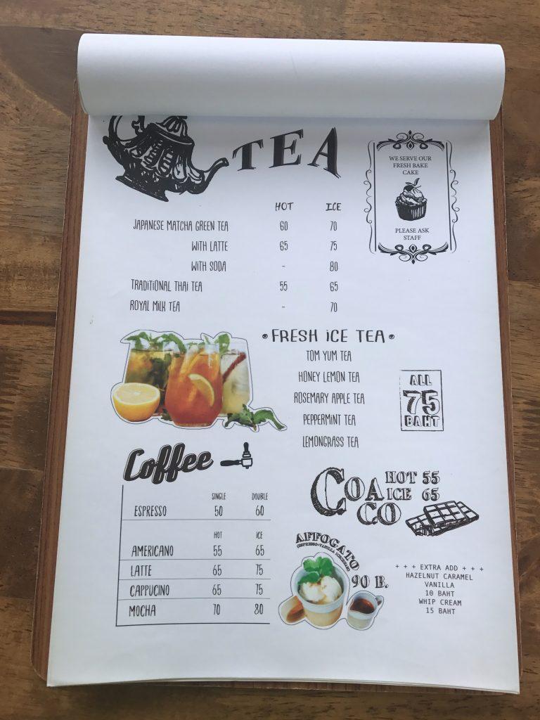 【Soi5】チェンマイ ニマンヘミンのお洒落カフェのパニーニが絶品✨