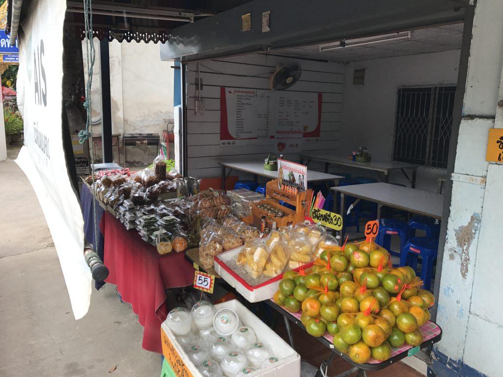 チェンマイで大人気のカオソーイの有名店「Khao Soi Samer Jai」