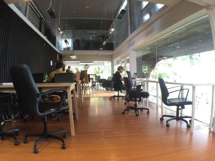 【チェンマイ】人気のお洒落コワーキングPunspace (Nimman)を月額契約した