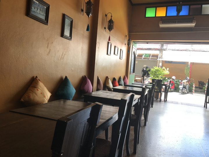 チェンマイでHALAL認証の美味しいカレー店「LE SPICE」