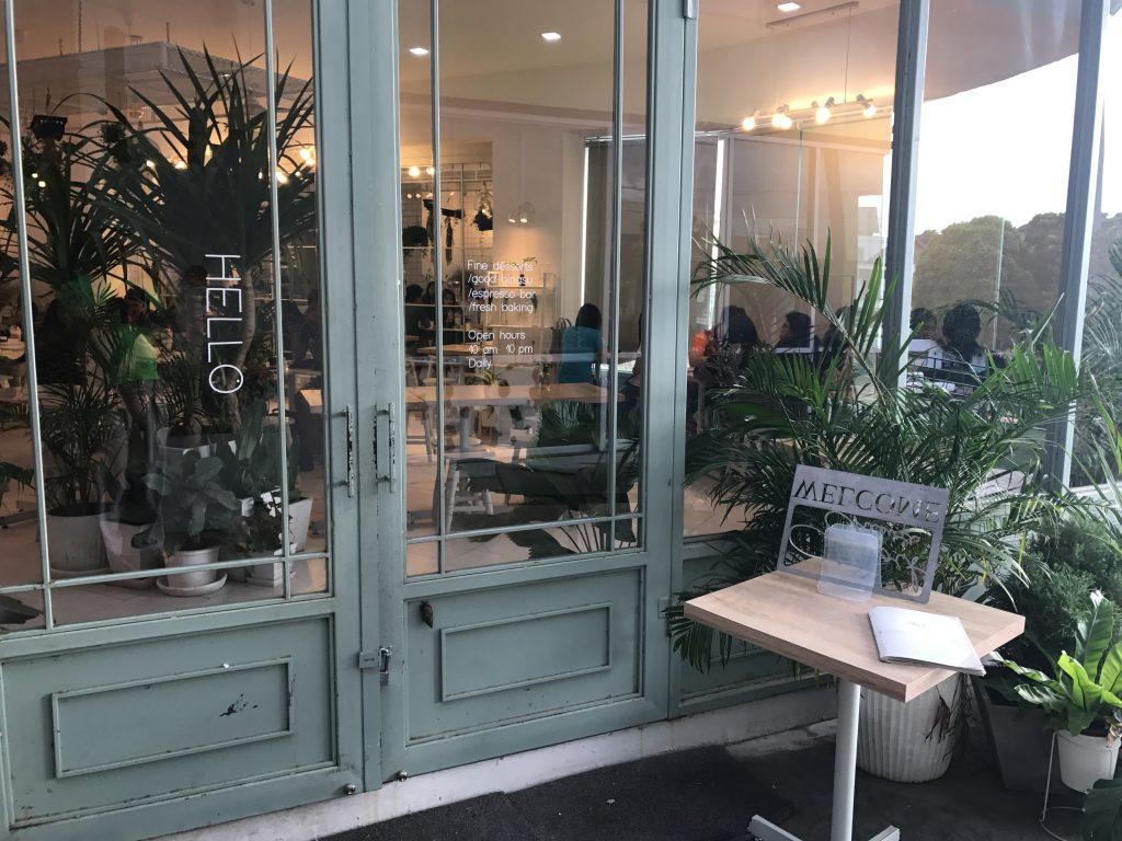 【Star Avenue店】ついに伝説のピンスのお店Cheevit Cheeva本拠地へ