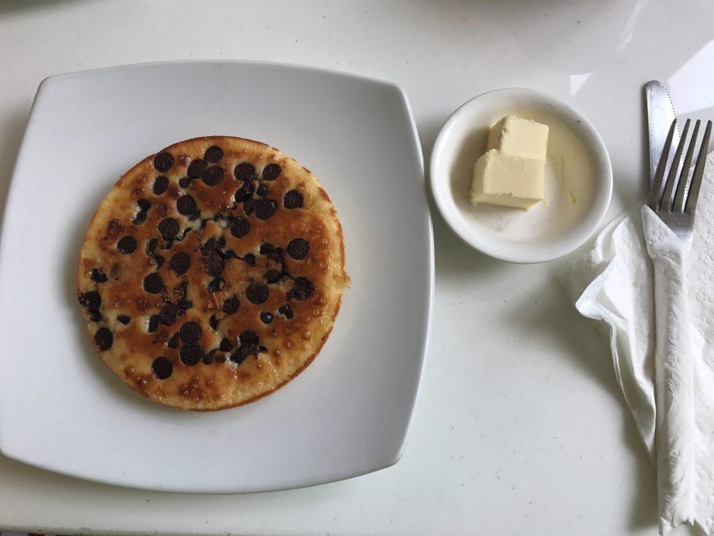 Choc-Chip Pancake(100B)