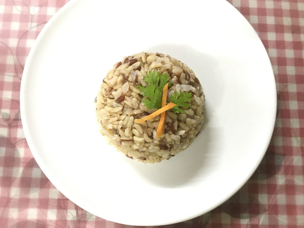 Brown Rice(15B)