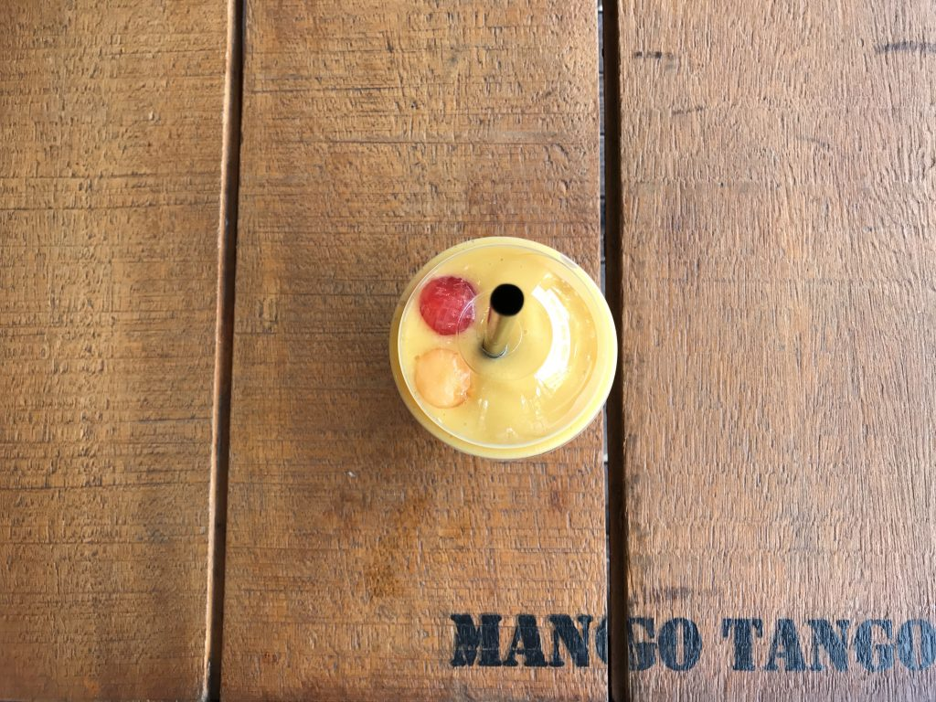 チェンマイで一番美味しいマンゴースムージーはやっぱりMango Tangoだった