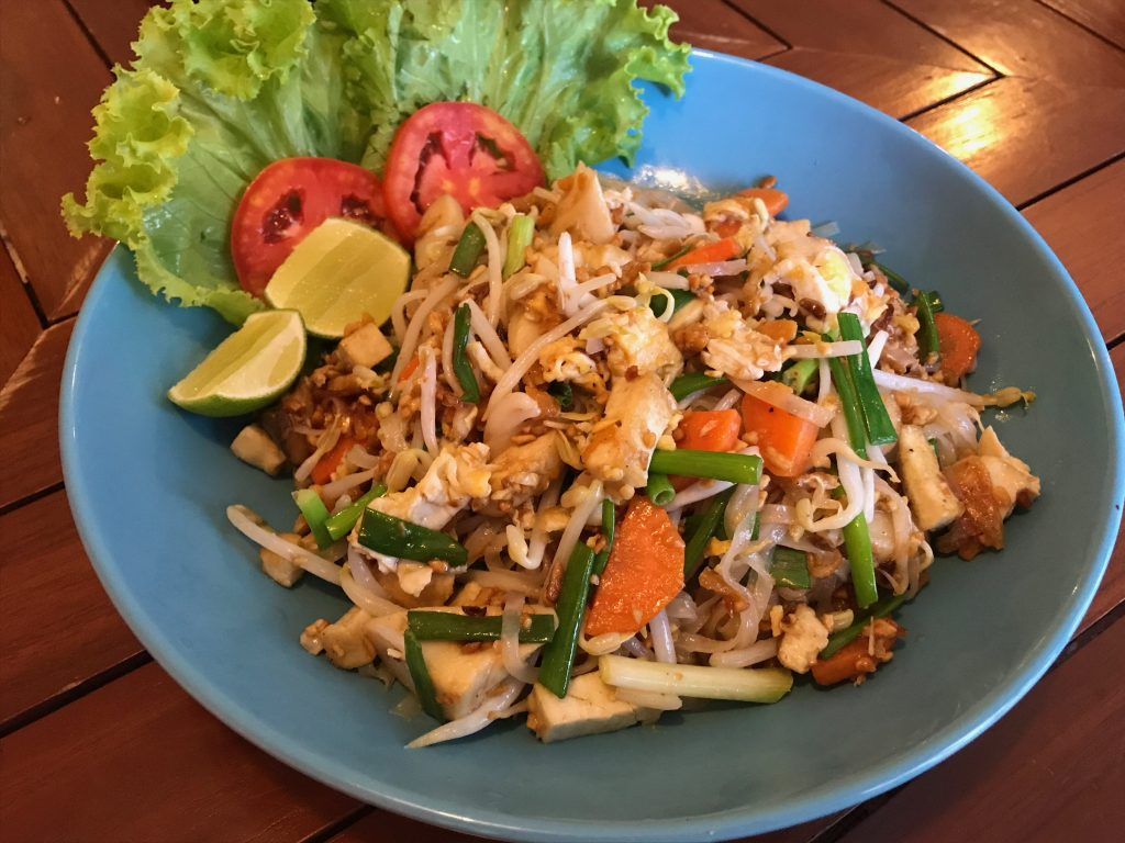 Pad Thai Mashroom(120B)