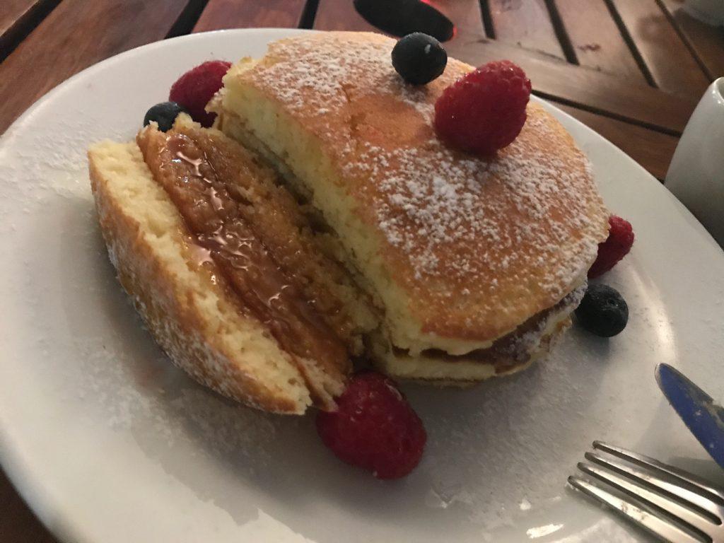 チェンマイでパンケーキ食べるならCafe kantary🌟