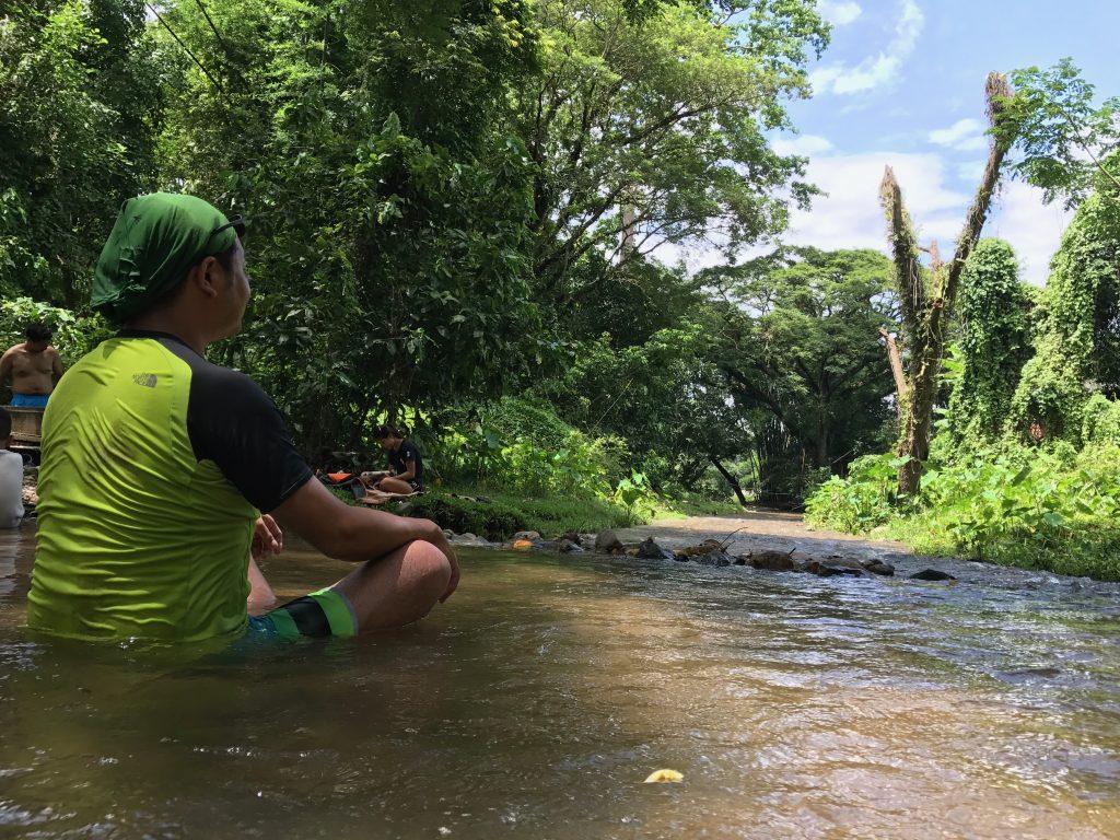 【チェンダオ土管温泉】チェンマイにある川辺の無料露天温泉が楽しい!