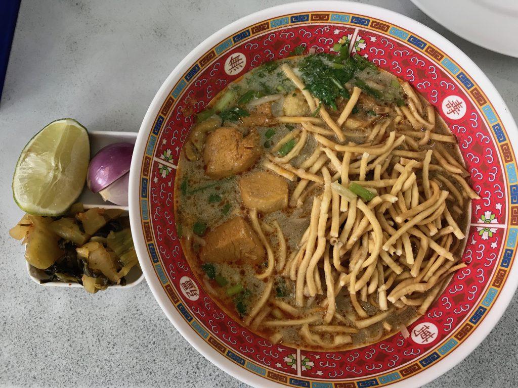 Khao Soi(180円)