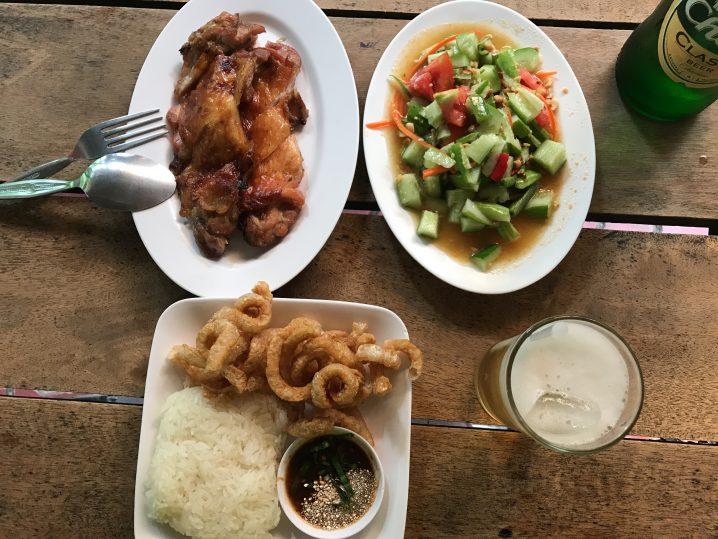 チェンマイで絶品ローストチキン「Cherng Doi Roast Chicken」再訪