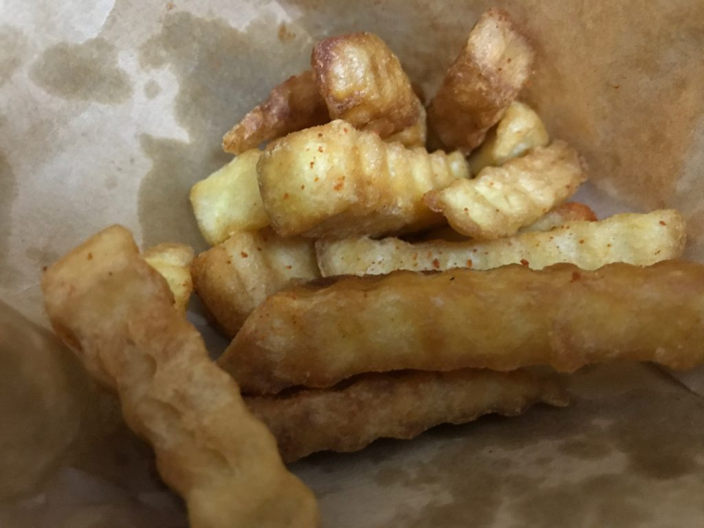 Fries(230円)