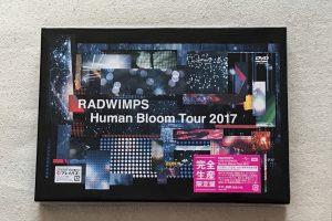 RADWIMPSのLIVE DVDの完成度が高い!