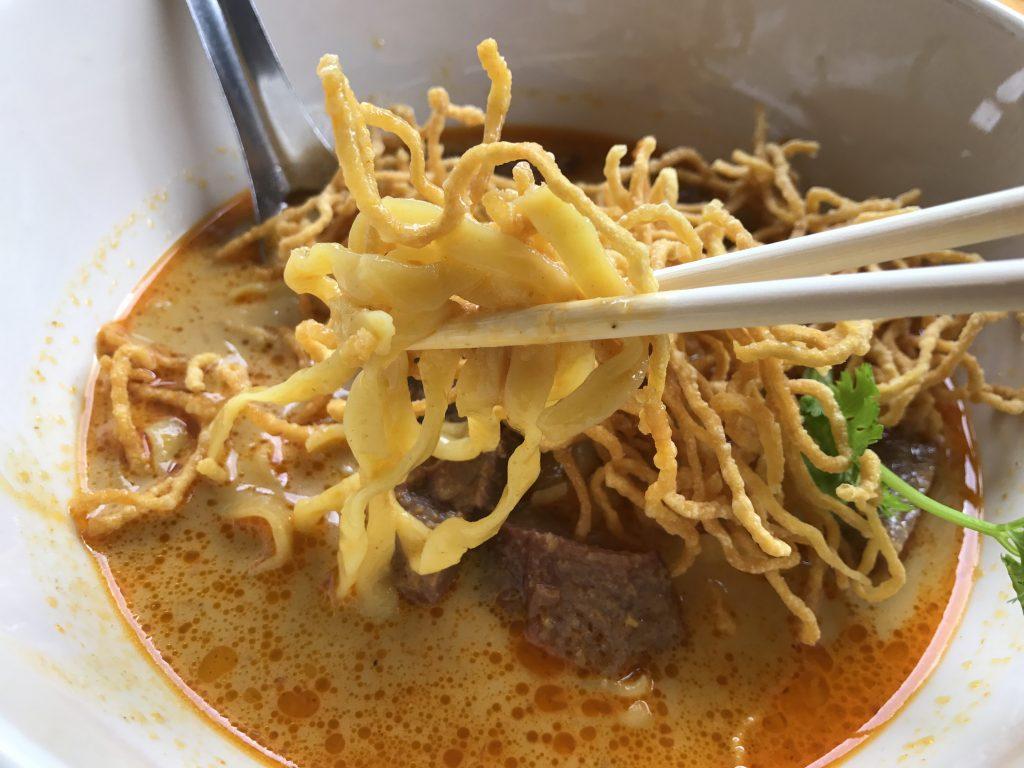Khao Soi beef - Large(280円)
