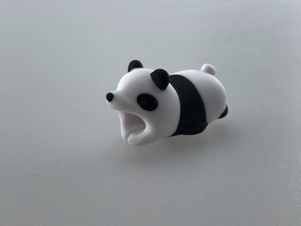 ケーブルバイトの人気キャラクター「パンダ」