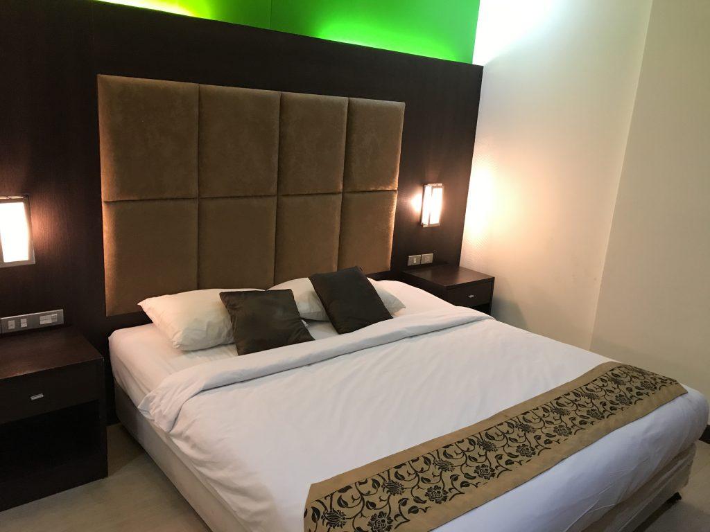 NIDA Rooms Queen Sukhumvit 18 Residenceの部屋