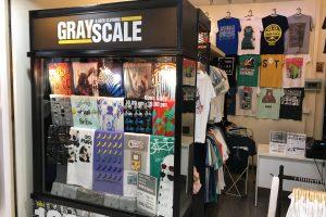 バンコクで一番好きなTシャツのお店「GRAY SCALE」