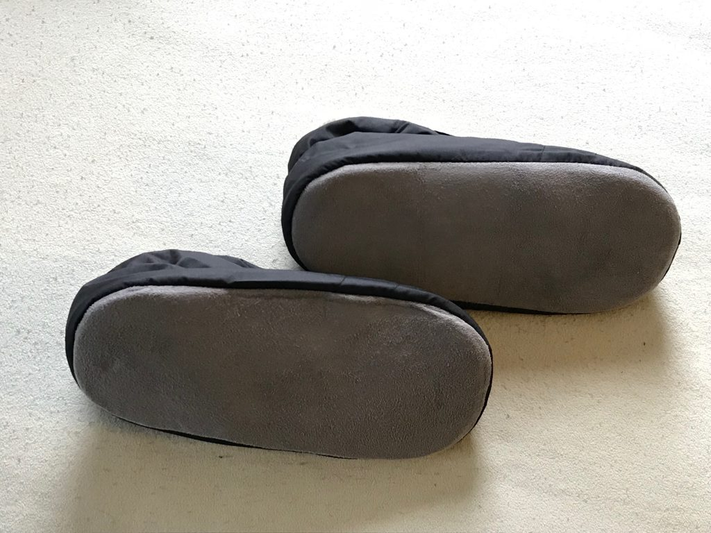 グンゼ(GUNZE)ルームシューズ ウチコレ(メンズ・ダウン仕様)25-27cm