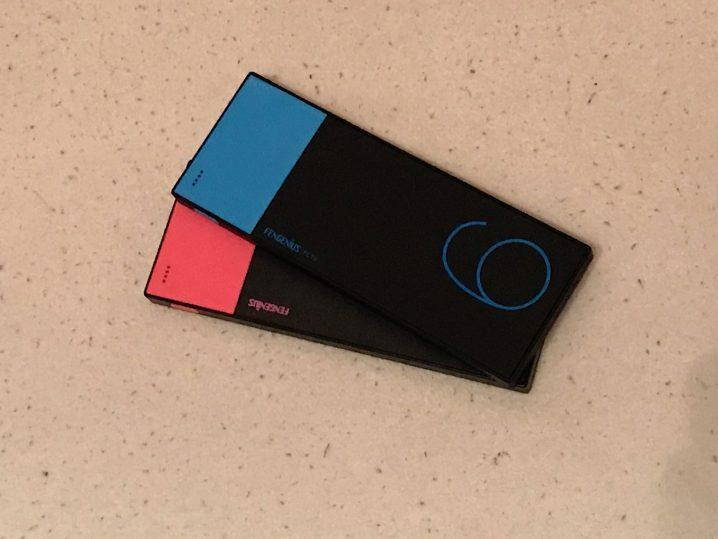 超薄型・軽量おすすめのモバイルバッテリーはこれだ!