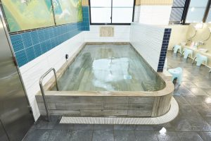 炭酸泉風呂37℃