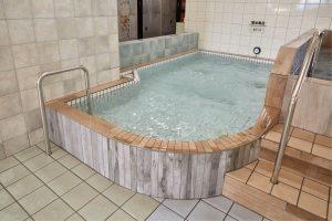 高温風呂44℃