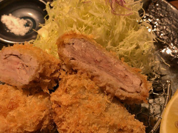 【熊本】トンカツの超有名店「勝烈亭」で六白黒豚ロースカツ!