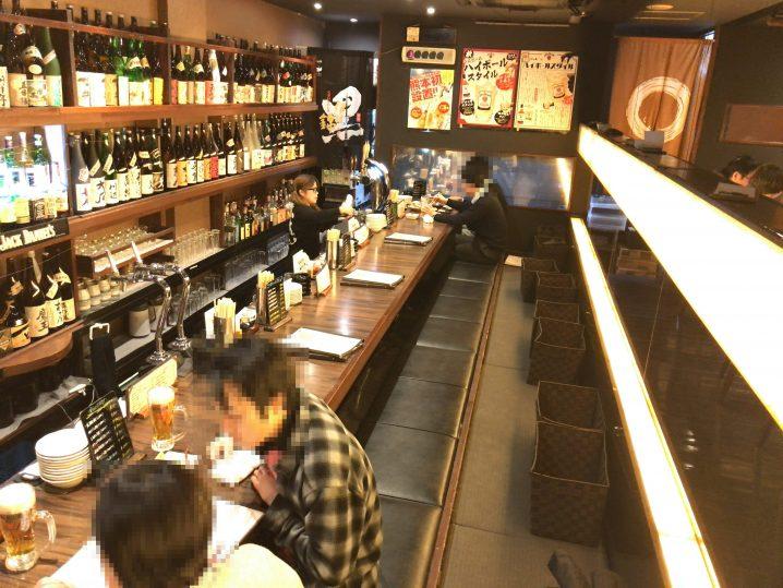 熊本で人気の居酒屋「感」を潜入レポート